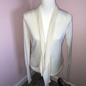 NWT Abercrombie cream cardigan. Super soft !